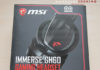 Casque MSI Immerse GH60