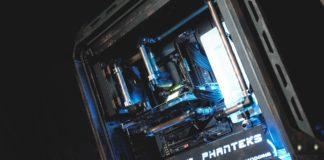 Mod hardwarecooking CK Informatique project Hybrid Cougar