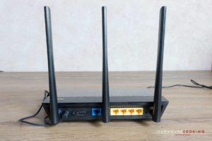 Test ASUS AiMesh AC1900 Wifi System