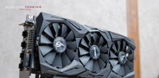 Test carte graphique ASUS GTX 1070 Ti ROG STRIX A8G GAMING