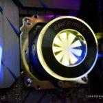 Test Enermax LiqFusion 240 RGB AiO watercooling