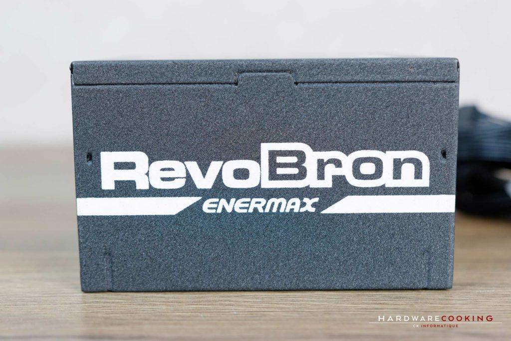 Test alimentation Enermax RevoBron 600W