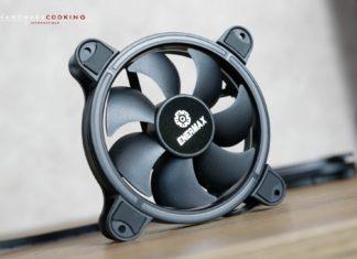 Test ventilateur Enermax T.B.RGB