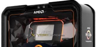 Boite de l'AMD Ryzen Threadripper 2990WX