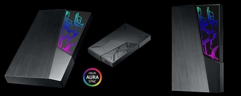 disuqe dur externe Asus FX EHD