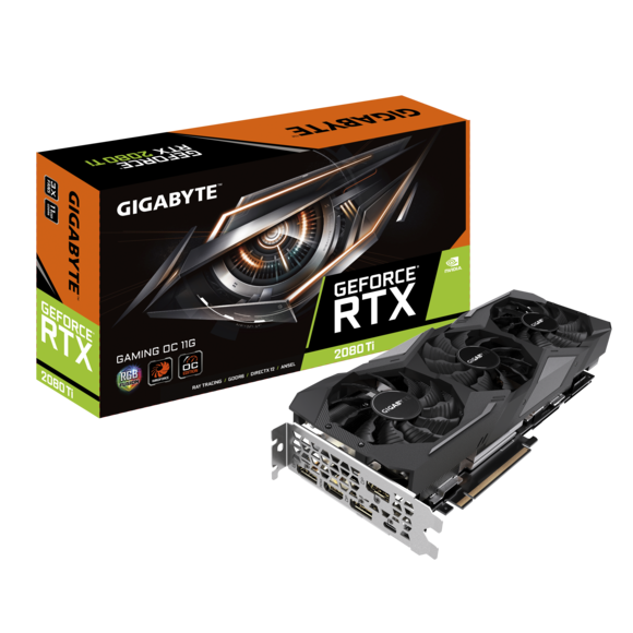 Gigabyte RTX 2080 Ti Gaming