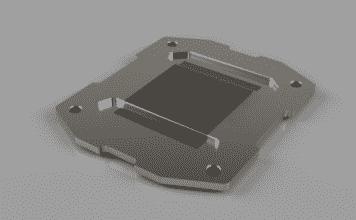 HCM coldplate version 2.0