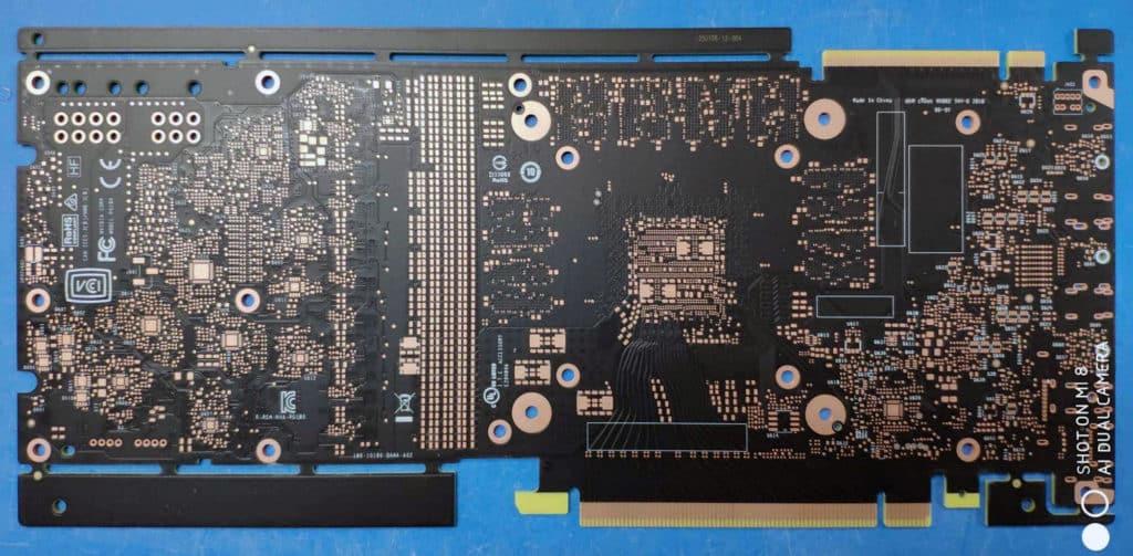 PCB NVIDIA GTX 1180 2080