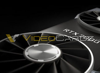 Carte Graphique Nvidia GeForce RTX 2080 Ti Founder Edition