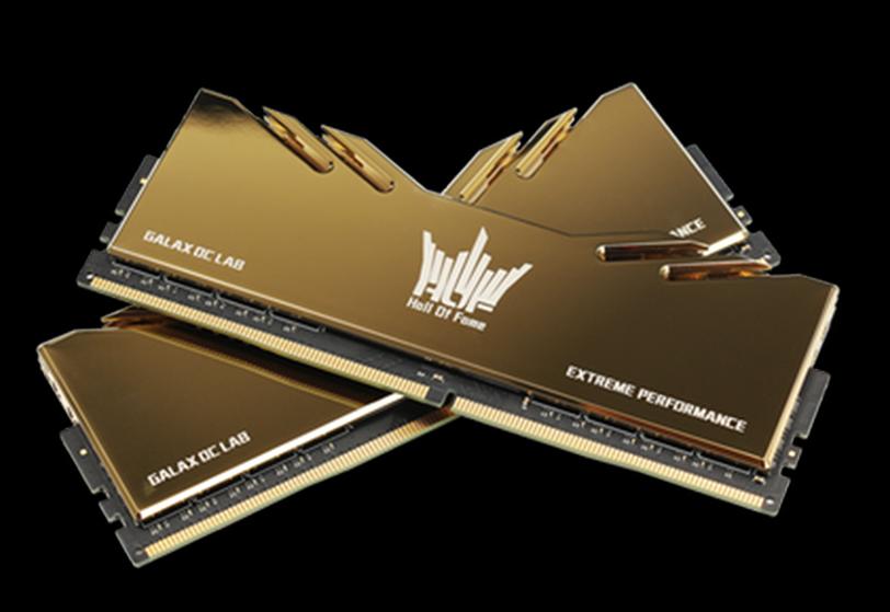 GALAX HOF Extreme OC Edition DDR4 4600