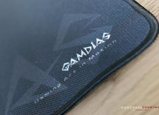Test Gamdias NYX P1 Extended