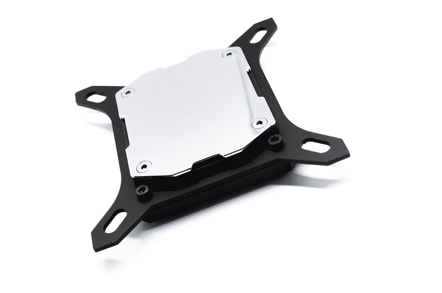 Waterblock CPU Hybrid Cooling Modding HCM BLACK
