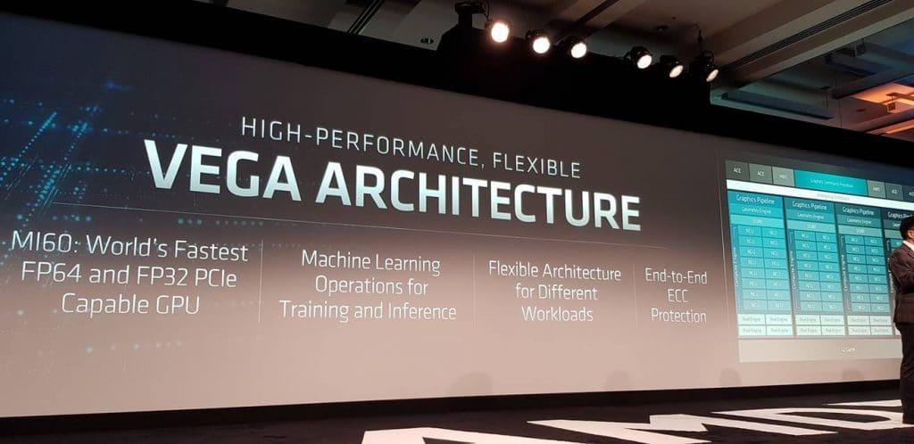 carte graphique AMD Radeon Instinct MI60