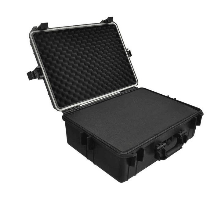 Hybrid Cooling vue de la valise