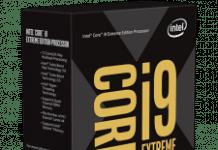 Boite Intel I9 Extreme series