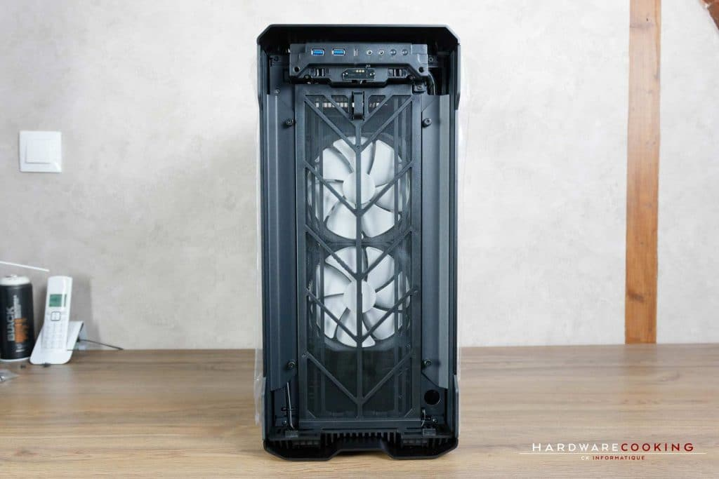 Test boîtier Phanteks Enthoo Evolv X