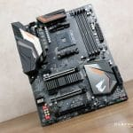 Test carte mère X470 AORUS ULTRA GAMING
