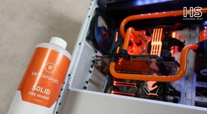 Build client watercooling custom par CK Informatique HardwareCooking et Hardware-shop.fr