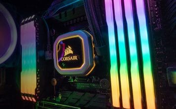 Kit DDR4 Corsair Vengeance RGB PRO