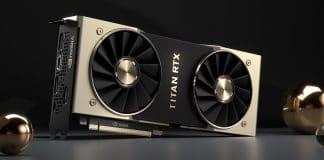 carte graphique Nvidia RTX TITAN