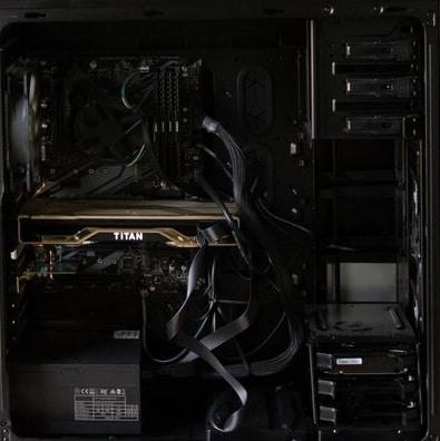 La Nvidia RTX Titan dans un build