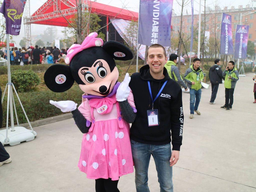 Wizerty avec Minnie