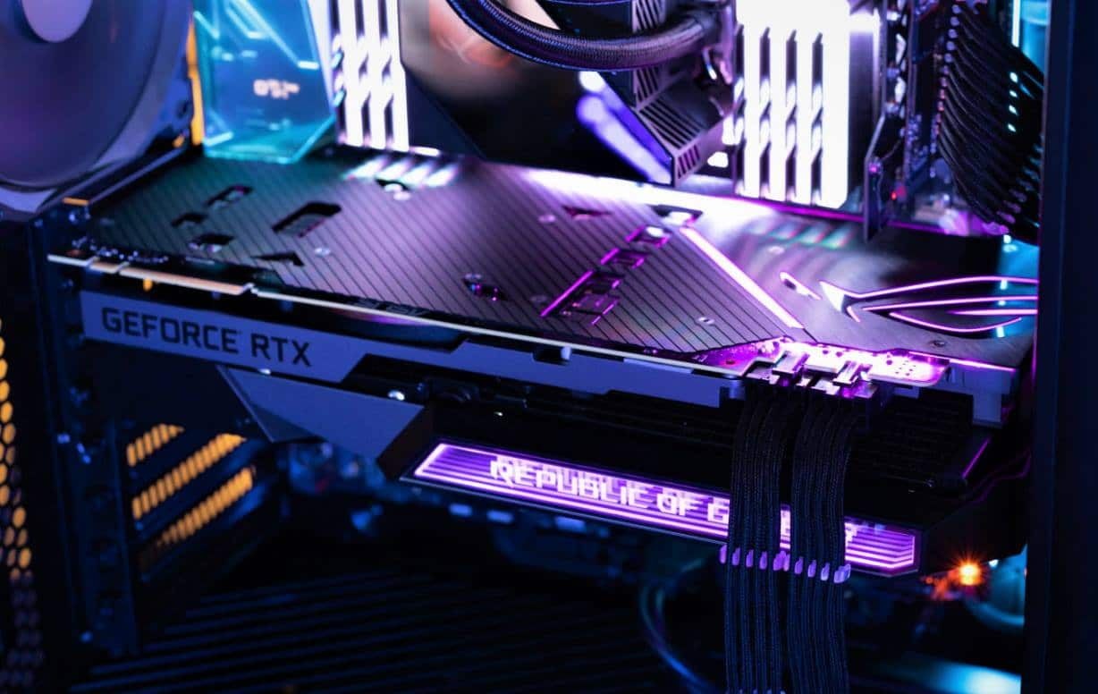 Cart egraphique ASUS ROG MATRIX RTX 2080 Ti
