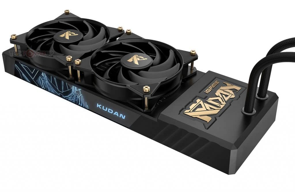 carte graphique Colorful iGame RTX 2080 Ti KUDAN