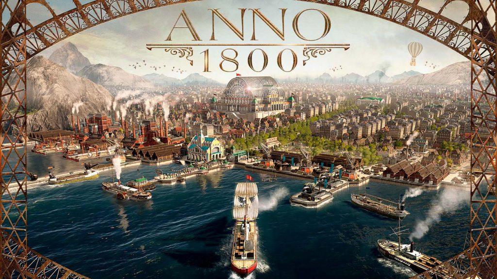 jeu video anno 1800