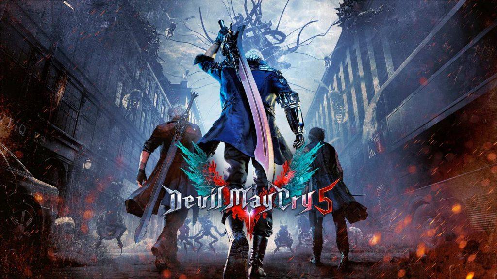 jeu vidéo devil may cry 5