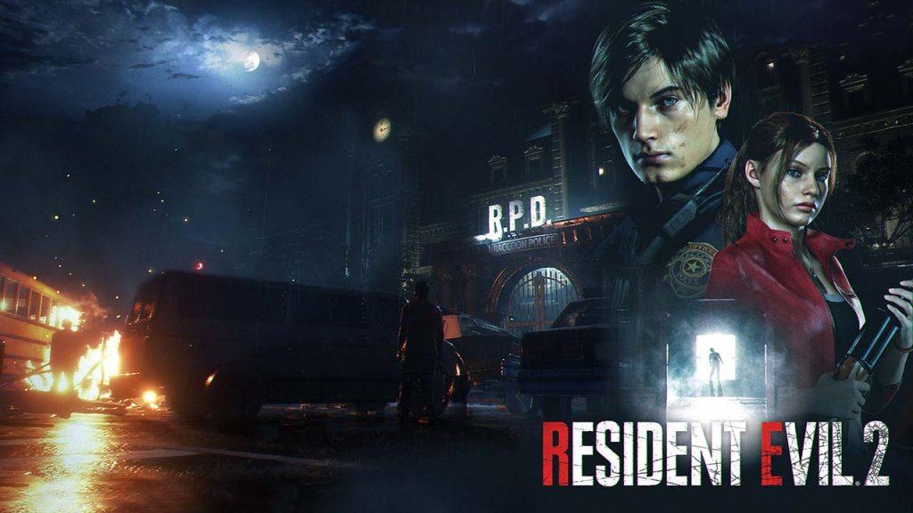jeu vidéo Resident Evil 2
