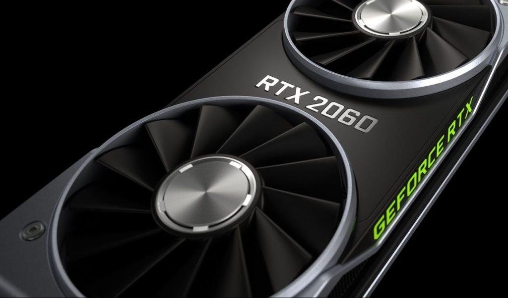 Carte graphique Nvidia GeForce RTX 2060