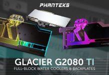 Phanteks Glacier G2080Ti XTREME & G2080Ti STRIX