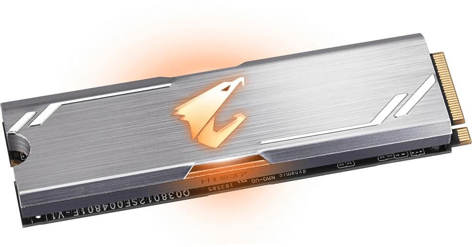 SSD AORUS RGB M2