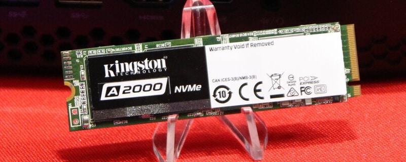 SSD Kingston A2000