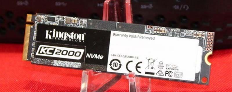 SSD Kingston KC2000