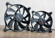 Test ventilateur Be Quiet! Shadow Wings 2
