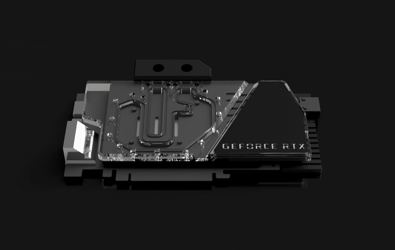 HCM waterblock carte graphique Nvidia Geforce RTX 2060 FE et RTX 2070 FE