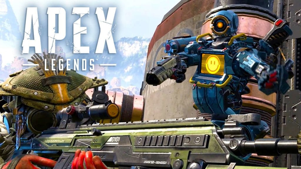 Jeu Apex legends