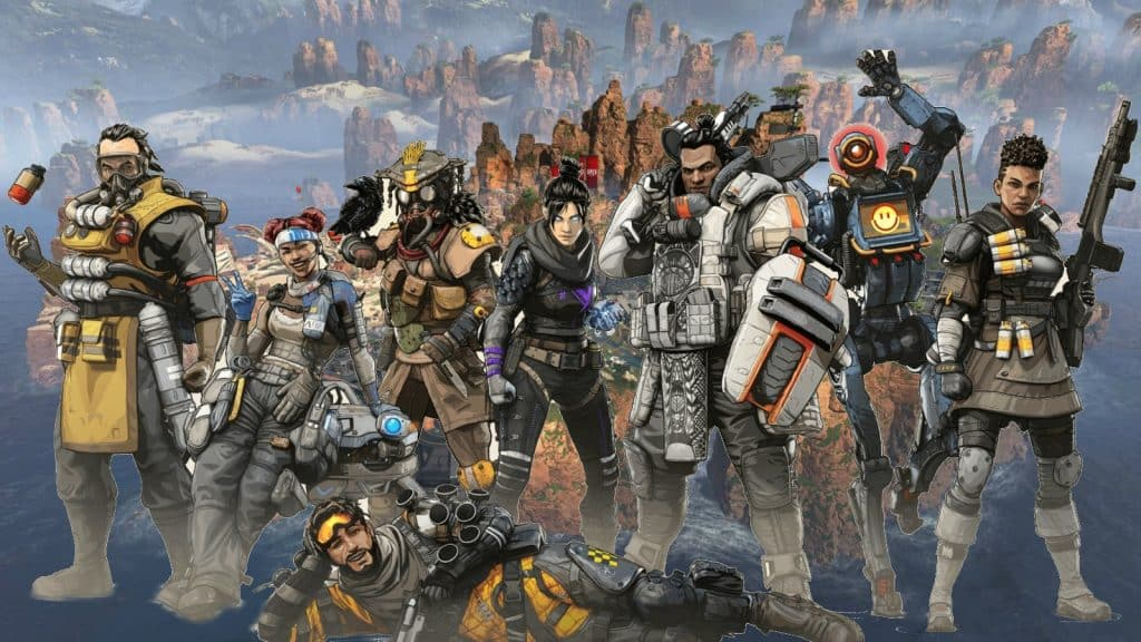 Apex Legend banni plus de 16000 tricheurs