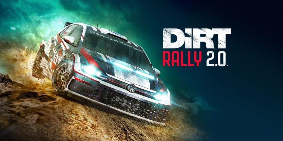 dirt rally 2.0 : configuration recommandée