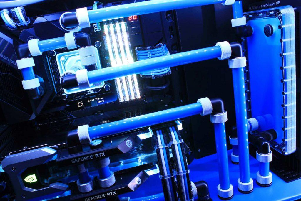 Mod Intel par Phenom Design & Photography