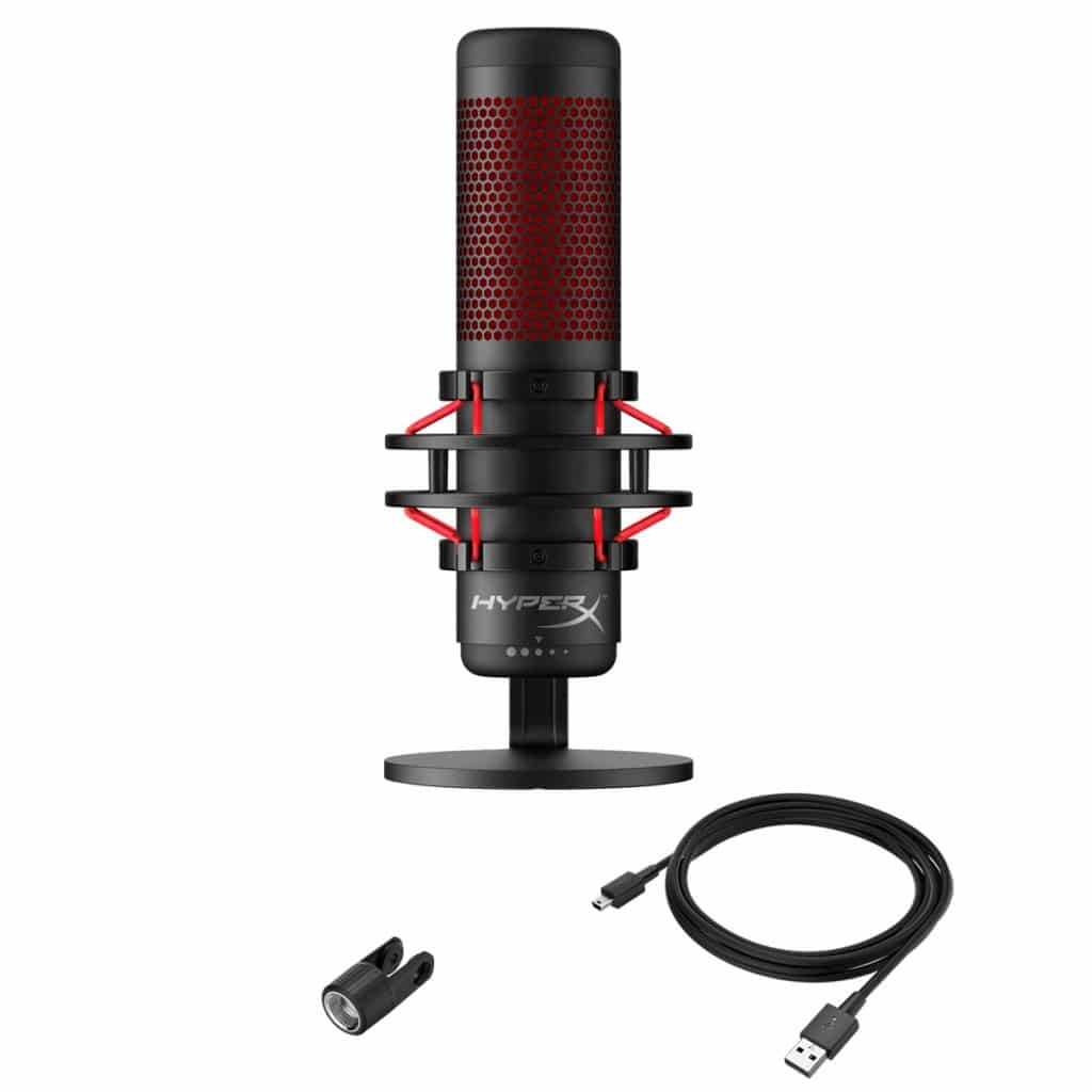 microphone HyperX Quadcast