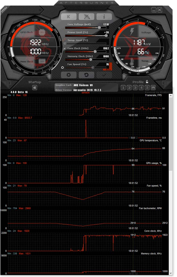 Best power option windows when overclocking