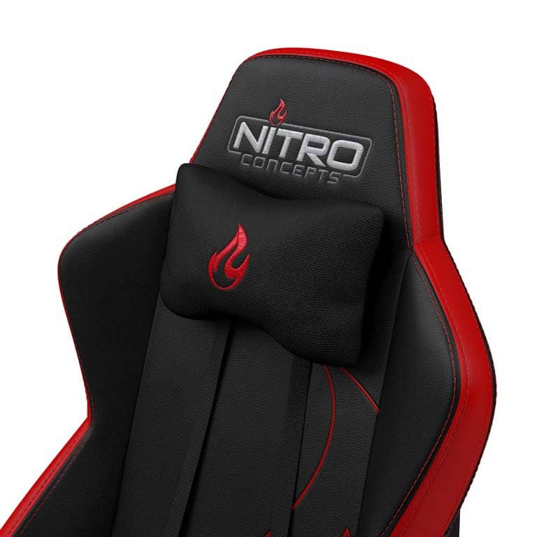 Nitro Concepts S300EX rouge