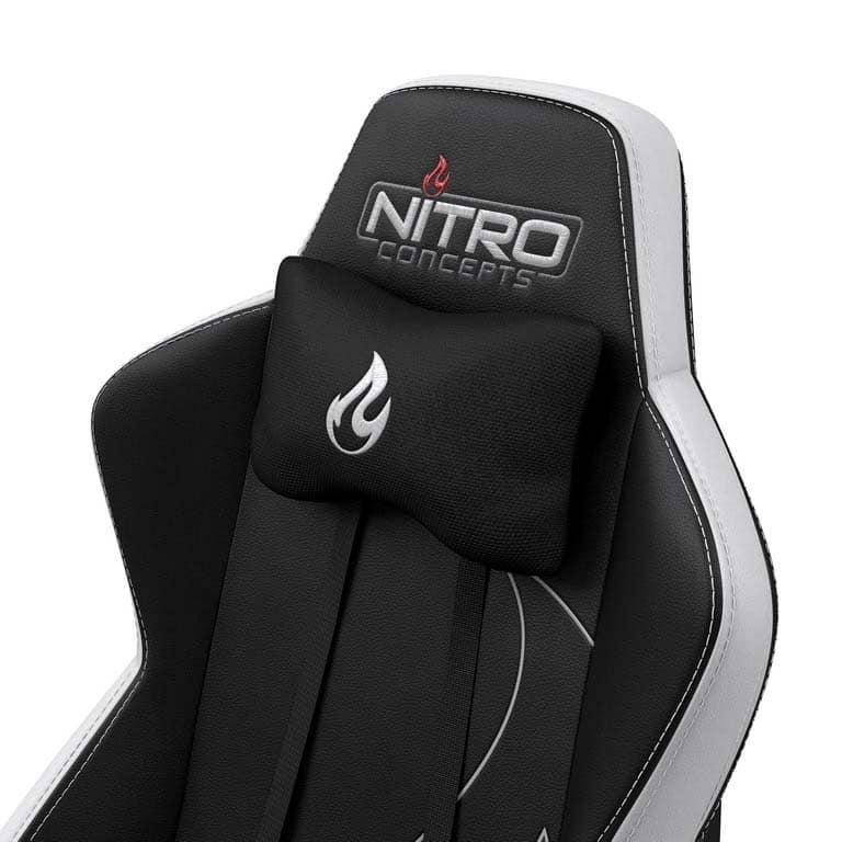 Nitro Concepts S300EX blanc