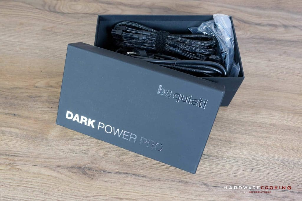 Test alimentation Be Quiet! Dark Power Pro 11 1000W