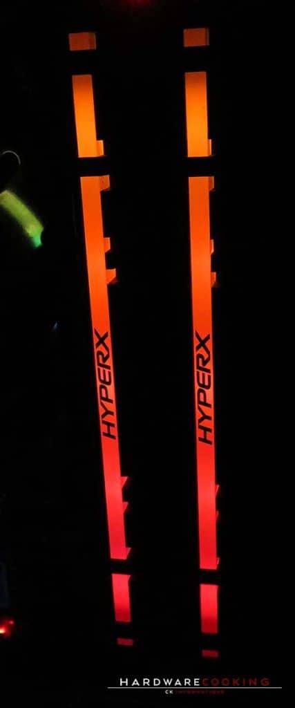 Test HyperX Predator RGB