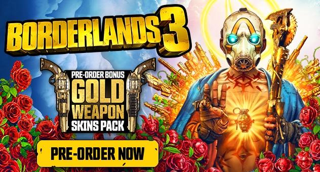 jeu Borderlands 3