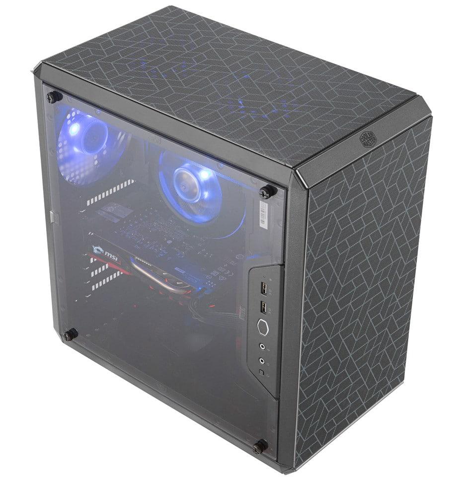 Boîtier Cooler Master Q500L